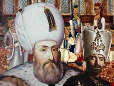 صور الشخصيات التاريخيه  الحقيقية لابطال مسلسل حريم السلطان